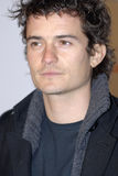 Orlando Bloom appearing on the red carpet. Stock Images