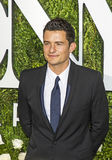 Orlando Bloom. British film and stage actor Orlando Bloom arrives for the 71st Annual Tony Awards at Radio City Music Hall in New York on June 11, 2017.  The Stock Image