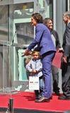 Orlando Bloom/son Flynn Stock Photos