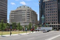 Orlando City korridor Arkivfoton