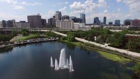 Orlando del centro, Florida archivi video
