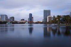 Orlando del centro, Florida Fotografie Stock Libere da Diritti