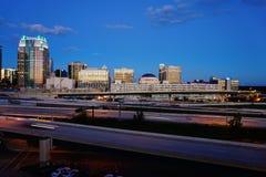 Orlando Downtown lizenzfreies stockfoto