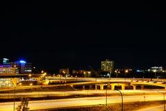 Orlando Downtown arkivbilder