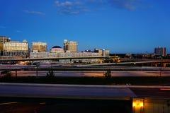 Orlando Downtown fotografia stock libera da diritti