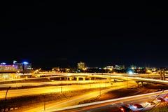 Orlando Downtown royaltyfria bilder