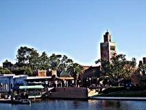 Orlando-Epcot Fotografía de archivo