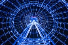 Orlando Eye, één van de langste wielkabinetten in de wereld royalty-vrije stock foto's
