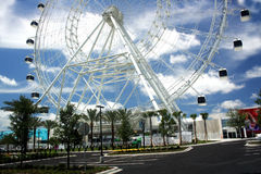 Orlando Eye Royaltyfri Foto