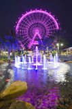 Orlando Eye Stockbild