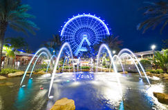 Orlando Eye Fotografia Stock