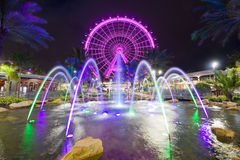 The Orlando Eye royalty free stock photography