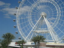 Orlando Ferris Wheel stock photos