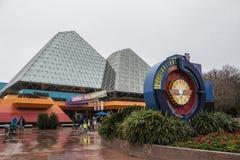 Orlando/FL Epcot, Walt Disney świat - Obraz Royalty Free