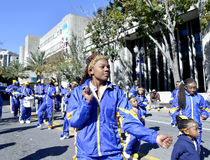 ORLANDO FL- January 18, 2014 - The Martin Luther King Parade in Orlando Florida Stock Image