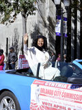 ORLANDO FL- January 18, 2014 - The Martin Luther King Parade in Orlando Florida Stock Images