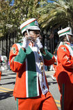 ORLANDO FL- January 18, 2014 - The Martin Luther King Parade in Orlando Florida Stock Photo