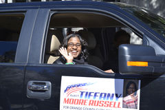 ORLANDO FL- January 18, 2014 - The Martin Luther King Parade in Stock Images
