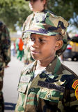 ORLANDO FL - November 9, 2013 -  Veteran s Day Parade in Orlando Stock Image