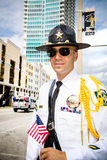ORLANDO FL - November 9, 2013 -  Veteran s Day Parade in Orlando Royalty Free Stock Photography