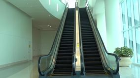 The Terminal C Escalator at the Orlando International Airport.