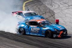 Formula Drift Orlando Royalty Free Stock Image