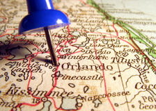 Orlando, Florida. The way we looked at it in 1949 Royalty Free Stock Images