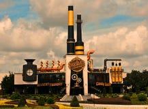 Chocolate Emporium at Citywalk Universal Studios royalty free stock images
