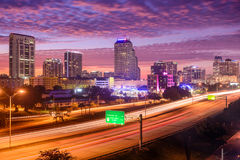Orlando, Florida Citycape Royalty Free Stock Images