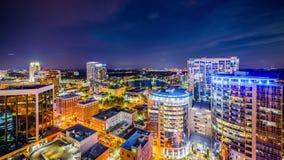 Orlando Florida Cityscape stock video