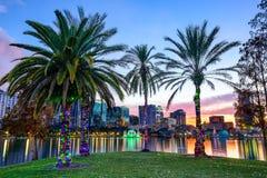Orlando, Florida Cityscape Royalty Free Stock Image