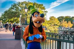 Nice Goofy at Epcot in Walt Disney World 64