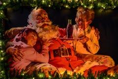 Vintage Coca Cola sign on Christmas Celebration at Seaworld 6.