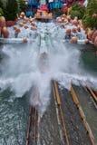 ORLANDO, FLORIDA - MAY 06, 2015: Water Attractions in Universal Orlando, Florida. Stock Image