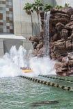 ORLANDO, FLORIDA - MAY 06, 2015: Water Attractions in Universal Orlando, Florida. Stock Photo