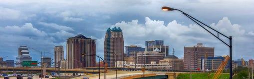 Orlando Florida Skyline Stock Photography