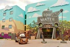 Funny Tow cartoon, Disney Moderate Hotels