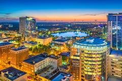 Orlando, Florida, USA Skyline Stock Image