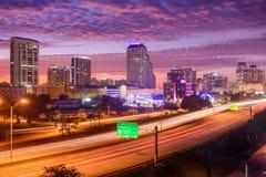 Orlando, Floryda Citycape obrazy royalty free