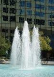 Orlando, fontanna Zdjęcia Stock