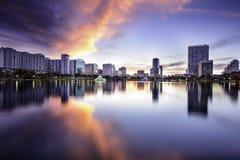 Orlando, la Florida Foto de archivo libre de regalías