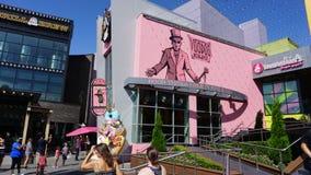 Orlando, la Florida, los E.E.U.U. - 15 de septiembre de 2018 - noches del horror de Universal Studios Halloween imagen de archivo libre de regalías