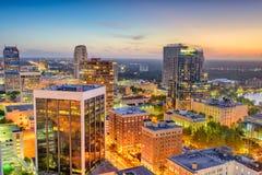 Orlando, la Floride, paysage urbain des Etats-Unis Image libre de droits