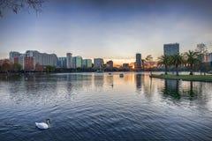 Orlando linia horyzontu Zdjęcie Royalty Free