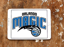 Orlando Magic american basketball team logo Royalty Free Stock Image