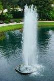 Orlando Orange County Convention Center. geyser Stock Photo