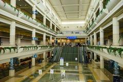 Orlando Orange County Convention Center. inside Royalty Free Stock Image