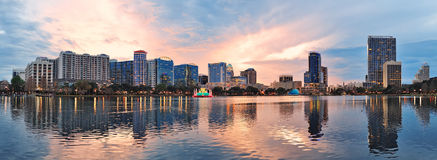 Orlando panorama Royalty Free Stock Photo