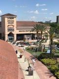 Orlando Premium Outlets, Orlando, FL. The Orlando Premium Outlets located in Orlando, Florida stock image