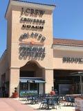 Orlando Premium Outlets, Orlando, FL. The Orlando Premium Outlets located in Orlando, Florida stock photography